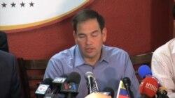 Rubio: comprometido con balance de poder en Estados Unidos