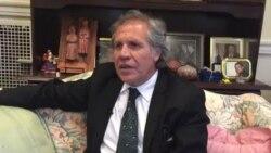 Secretario general electo de la OEA habla con la VOA