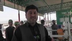 د افغانستان، پاکستان په پوله ماشومانو ته د پولیو خلاف څاڅکې ورکړی کیږي