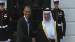 奧巴馬總統與海灣六國領袖舉行峰會