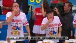 US HOT DOG CONTEST VO