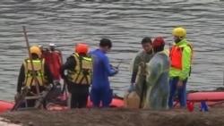 台湾空难死亡人数升至35人
