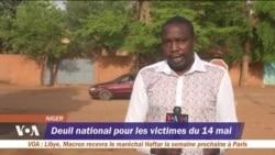 Deuil national pour les victimes du 14 mai