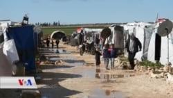 Dorpêça Rejîma Sûrî Rewşa Derbiderên Efrînî Hîn Dijwartir Dike
