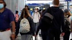 美國假日週末旅行回到疫情前水平