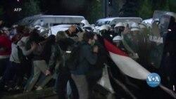 Рішення Конституційного суду Польщі вилилося у масштабні протести і сутички. Відео