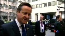 2014-06-27 美國之音視頻新聞: 歐盟就歐盟委員會新主席人選意見分歧