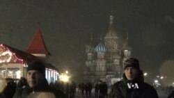 Russians Head Into Holiday Facing Economic Malaise