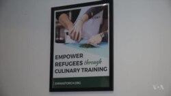Muhojirlar uchun kulinariya treningi