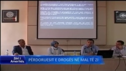Përdorimi i drogave në Mal të Zi
