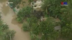 Hindistan'ın Kerala Eyaletinde Son Yüz Yılın En Büyük Sel Felaketi