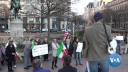 Iranian Americans Mourn Lost Lives, Protest Against the Tehran Government