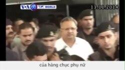 Bác sĩ triệt sản Ấn Độ bị bắt sau cái chết của 13 phụ nữ (VOA60)