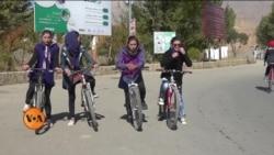 کیا طالبان خواتین کے سائیکل چلانے پر پابندی لگا دیں گے؟