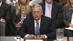 Mattis on Russia Sanctions