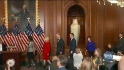 Час-Тайм. Вашингтон готується до вирішального тижня у процесі імпічменту