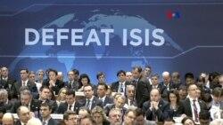 Cumbre de Coalición Global contra Dáesh