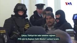 Salih Müslim Prag'da Serbest Bırakıldı