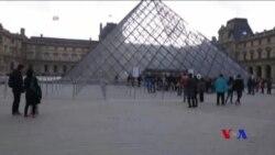 羅浮宮疑遭恐襲 嫌疑人中槍受重傷