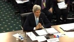 Kerry: Venezuela usa a EE.UU. como carta política
