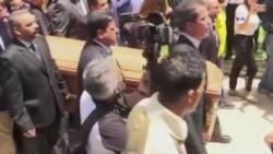Parlamento de Venezuela exige respeto a DD.HH