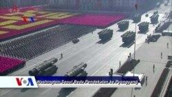 Sapa Dunia VOA: Washington-Seoul Beda Pendekatan ke Pyongyang