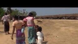 သမီးကေလးရြာ DKBA ကူဖို႔ ကမ္းလွမ္း