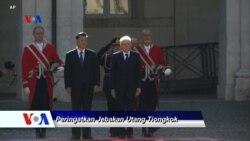Sapa Dunia VOA: AS Peringatkan Diplomasi Jebakan Utang China