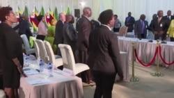 Mugabe, Zuma Meet in Pretoria for Second Bi-National Commission