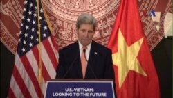 Quan hệ Việt-Mỹ sang kỷ nguyên mới, nhân quyền vẫn là trở ngại