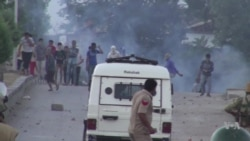 Clashes in India-controlled Kashmir, July 21, 2016