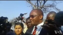 MDC's Mwonzora on Constitutional Court Ruling