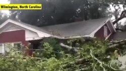 Bão Florence đổ bộ vào North Carolina