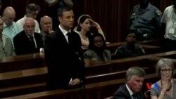 2014-10-21 美國之音視頻新聞: 南非短跑選手皮斯托瑞斯被判處5年監禁