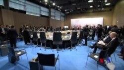 G20外長波恩開會 希望美國繼續合作 (粵語)