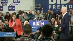 Demokrat Adaylar Iowa Öncesi Kozlarını Paylaşıyor
