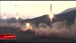Nhật, Mỹ muốn HĐBA họp khẩn cấp về Bắc Triều Tiên phóng tên lửa