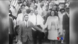 Martin Luther King ရဲ႕ အၾကမ္းမဖက္ လႈပ္႐ွားမႈ