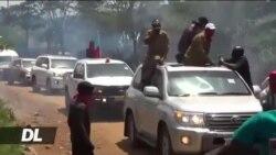 Polisi waripotiwa kupiga msafara wa Tundu Lissu mabomu ya machozi