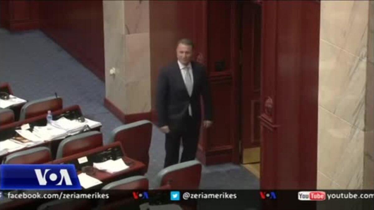 Maqedonia këmbëngul për kthimin e Gruevskit nga Hungaria