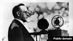1925년 3월 캘빈 쿨리지 미국 대통령의 연설이 라디오로 중계됐다.