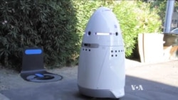 Robot Security Machines Aim to Cut Crime by 50%