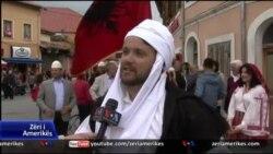 Marshimi i arbëreshëve në Shkodër