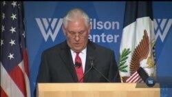 Підсумки промови держсекретаря США щодо американсько-європейських відносин та російської агресії в Україні. Відео