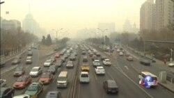 """世卫组织:中国空气污染已达""""危机""""状态"""