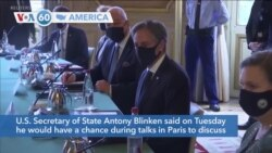 VOA60 Ameerikaa - Blinken in France to Revitalize Transatlantic Alliance
