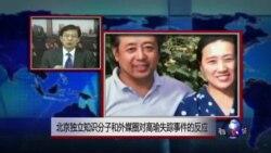 VOA连线:北京独立知识分子和外媒圈对高瑜失踪事件的反应