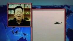 VOA连线: 台湾立委太平岛视察情况