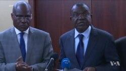 Martin Fayulu, candidat unique de l'opposition à la présidentielle (vidéo)