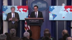 EE.UU. impone sanciones a petrolera venezolana